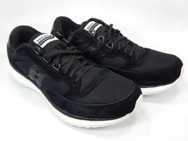 Saucony Freedom Runner  Sz US 8 M (B) EU 39 Women's Running Shoes Black S30013-1 - $43.96