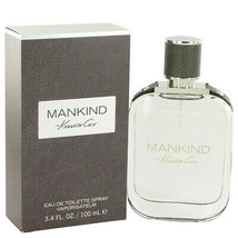 Kenneth Cole Mankind by Kenneth Cole Eau De Toilette Spray 3.4 oz (Men) - $40.63
