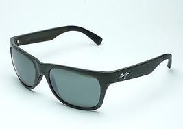 Maui Jim Kahi 736-63W Polarized Sunglasses - Matte Brown Wood Grain/HCL ... - $199.95