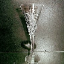 1 (One) Waterford Hospitality Collection Cut Crystal Fluted Champagne -Signed - $66.49
