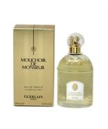 GUERLAIN MOUCHOIR DE MONSIEUR EAU DE TOILETTE SPRAY 100 ML/3.3 FL.OZ. - $123.75