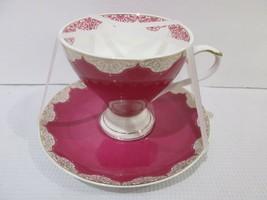 Grace's Teaware Pink Gold Tea Cup & Saucer - $18.80
