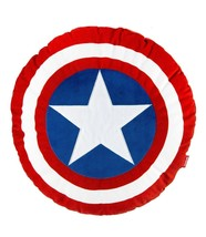 Disney Parks Marvel Captain America Plush Shield New with Tag - $37.88
