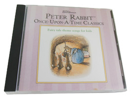 An item in the Music category: Beatrix Potter Peter Rabbit Once Upon A Time Classics CD Fairy Tale Kids Songs