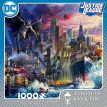 Batman Showdown at Gotham Pier 1000 Piece Puzzle Multi-Color - $33.98