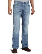 NEW LEVI'S 501 MEN'S ORIGINAL FIT STRAIGHT LEG JEANS BUTTON FLY BLUE 501-0537 image 1