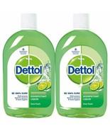 Dettol Disinfectant Multi-Purpose Liquid Lime Fresh- 500 ml(Pack of 2) - $35.00