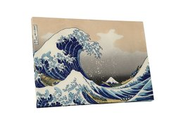 "Pingo World 0807Q3W4QTM ""Hokusai Great Wave Off Kanagawa"" Gallery Wrapped Canvas - $158.35"
