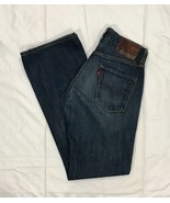 Levis Capital E Hesher Boot Jeans Size 30 Straight Made in the USA - $29.69