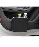 Car Door Storage Stowing Tidying Auto Trash Garbage Container Bottle Hol... - $19.79
