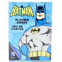 Aquarius DC Comics Retro Batman Themed Playing Cards Deck image 1
