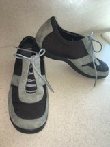 COLE HAAN G Series Women's Shoes Size 8.5 Leather Mesh Lace Up Casual Sn... - $23.44