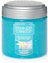 Yankee Candle Fragrance Spheres Bahama Breeze, Fragrance, Blue - $7.50