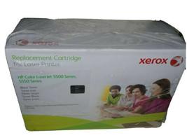 Xerox Replacement Black Toner Cartridge for HP 5500 & 5550 Series Brand New - $31.99