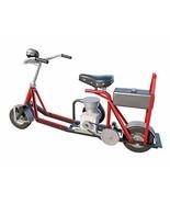Scooter Mini Bike Plans DIY Metal Frame Minibike Outdoor Sports Build Yo... - $11.95