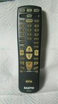 Sanyo RMT-U220 Remote Control Tested Works - $9.28