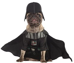 Rubies Costume Star Wars Collection Pet Costume, Large, Darth Vader - €7,70 EUR