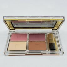 Estee Lauder Deluxe All-Over Face Compact Bronze Goddess Soft Matte Bronzer - $33.81