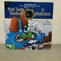 Tokyo Disneyland Dioramap Steamboat Mark Twain Riverboot in Westernland Item - $137.61