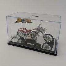 "Von Dutch Kustom (1:18) ""Dragnut"" Red Motorcycle Diecast, by Jada Toys / Loose image 9"