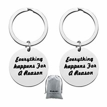 Inspirational Jewelry Everything Happens for A Reason Encouragement Get ... - $8.76