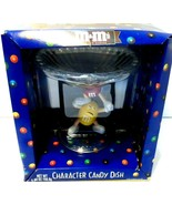 M&M's Character Candy Dish Party Collectible Unopened, box issues see p... - $24.17