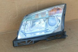 06-09 Mercury Milan Headlight Head light Lamp Driver Left LH - POLISHED image 2