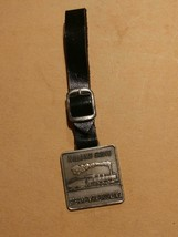 1255----1971 Williams Grove (PA) Steam Engine Association watch fob - $35.00