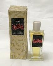 Delilah Taya Perfume Cologne Vintage Fragrance Paris Tel Aviv Israel New... - $73.83