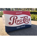 NEW WITH TAGS, COACH PEPSI-COLA WRISTLET LIMITED EDITION F25865 RETAIL $... - $95.00
