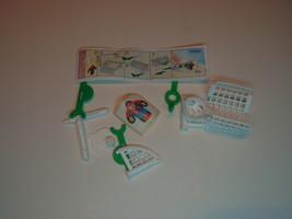 Kinder - K04 51 Goalkeeper + paper + sticker - surprise egg - $1.50
