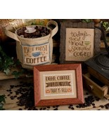 Coffee Time LK183 cross stitch chart Lizzie Kate - $9.00