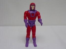 ORIGINAL Vintage 1991 Toy Biz X Men Magneto Action Figure w/ helmet - $13.99