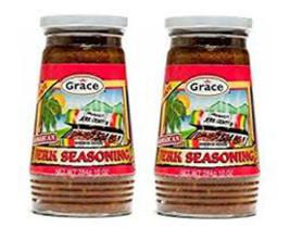 GRACE JAMAICAN JERK SEASONING HOT (4 PACK) - $39.99