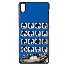 Beatles Sony Z1 case Customized premium plastic phone case, design #14 - $11.87