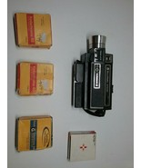 Bell & Howell Autoload Filmosound 8 Super 8mm Camera Untested - $50.00