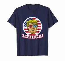 Uncle Shirts -   Trump Merica T Shirt Murica 4th of July Men Women Kids ... - $19.95+