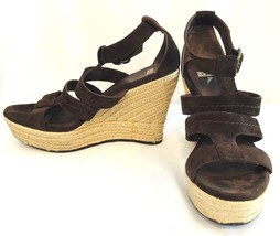 3959f538eea Ugg Kari Aqua Leather Flat Slide Sandal and 50 similar items