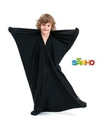SANHO Dynamic Movement Sensory Body Sock - Updated Version , Black Medium - $35.98