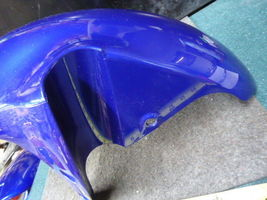 SUZUKI GSX R600 Fender Hugger Blue 990A0-60001-YU7 and Blue 990A0-60001-YBA image 5