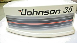 Johnson Seahorse HP Engine Cover 35 New - $138.60
