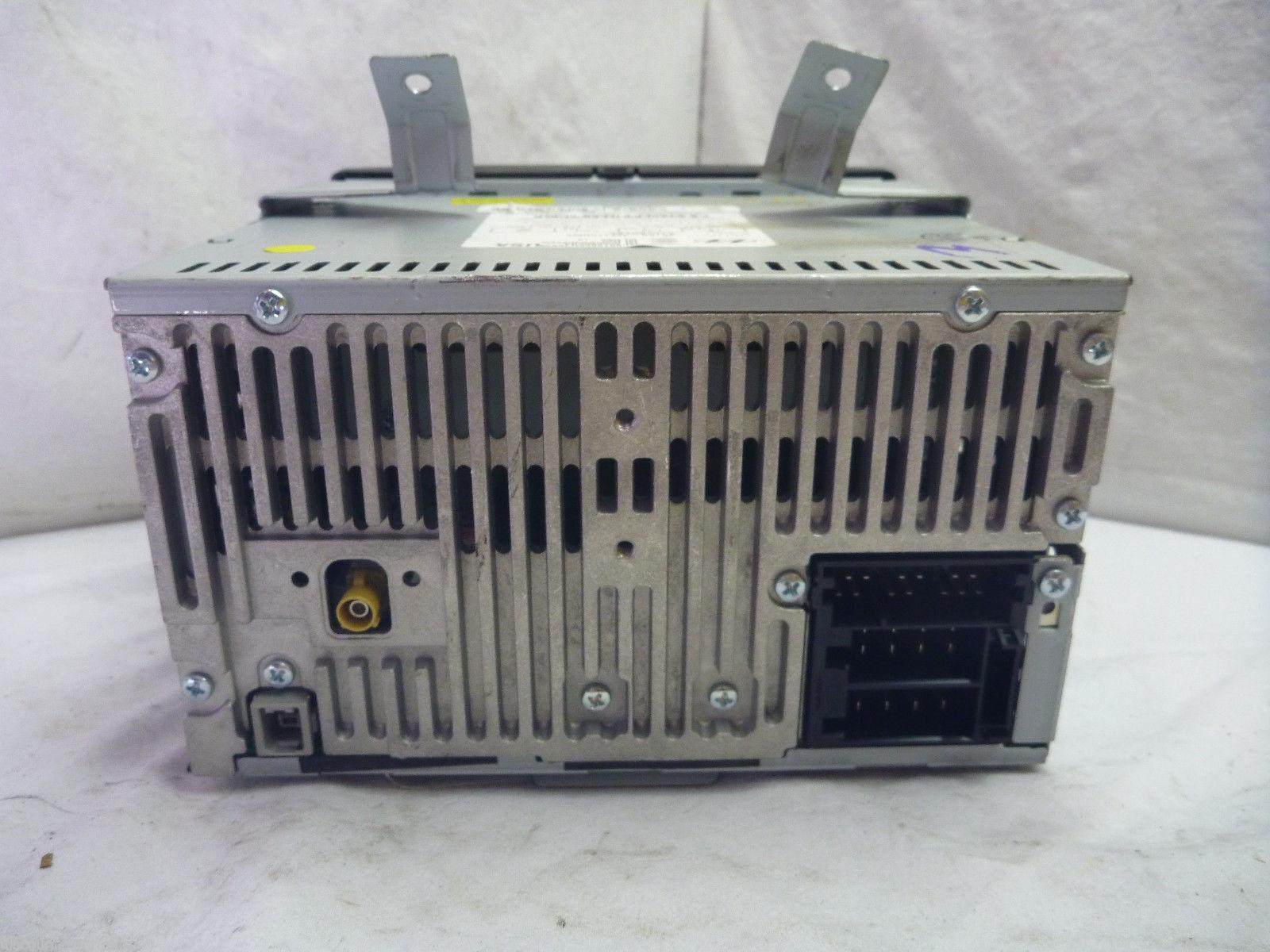 11 12 Hyundai Genesis Radio Cd Player 96180-2M115VM5 C52434