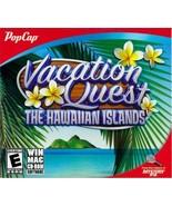 Vacation Quest: The Hawaiian Islands (PC Games, 2011) - $15.00