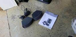 Bose Cinemate Speaker Pair SPEAKERS ONLY D462.065 Digital Home Theater S... - $67.31