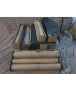 16 VINTAGE PLAYER PIANO MUSIC ROLLS unknown songs LOT NO TITLES - $14.99