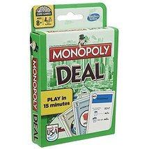 Hasbro Monopoly Deal Card Game - $14.69