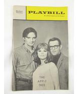 VINTAGE~APPLE TREE~PLAYBILL~ SHUBERT THEATRE~NOV. 1966,ALAN ALDA, HARRIS... - $9.89