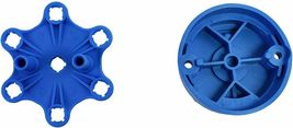 A-Team Performance 6-Cylinder Male Pro Series Distributor Cap & Rotor Kit BLUE image 7