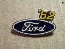 1952 FORD EMBLEM  hat pins lapel pins   - $7.95