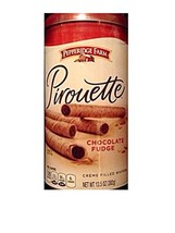 Pepperidge Farm Pirouette Chocolate Fudge Creme Filled Wafers (30 in Con... - $29.64
